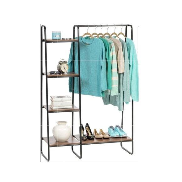 Metal Garment Rack